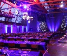 Soirée de gala en Suisse
