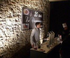 20e anniversaire du Traiteur Le Champagney